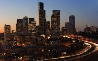 Фото обои - ночной город